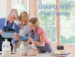 Baking With The Family
