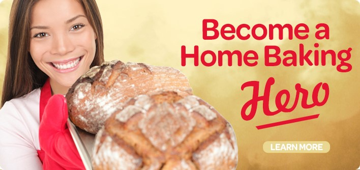 Become a Home Baking Hero
